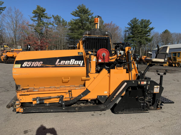 Used Leeboy 8510C for Sale